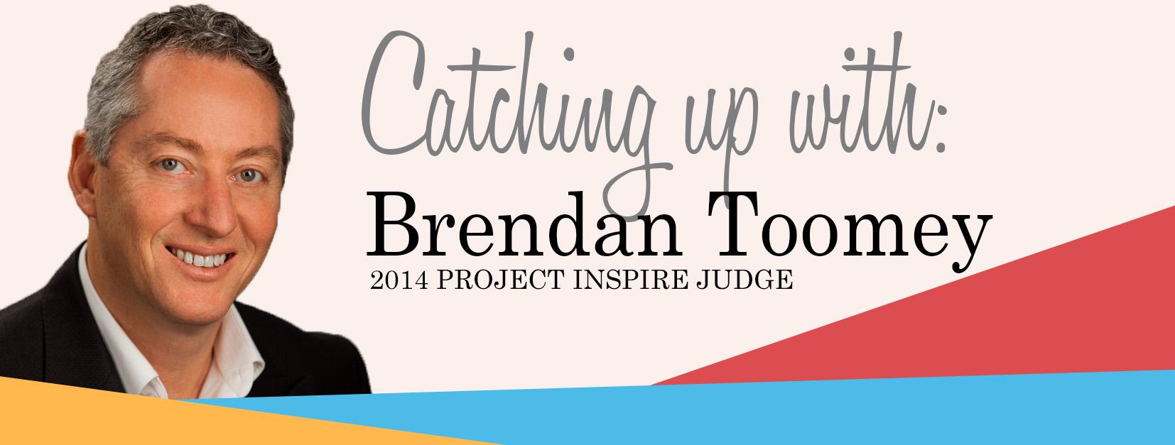 Judge - Brendan Toomey
