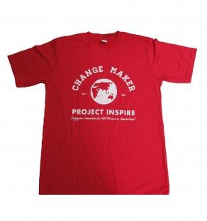 PI shirt red